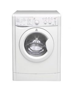 Indesit IWDC6125 6.0+5.0kg Ecotime Washer Dryer