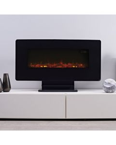 Focal Point Pasadena Glass effect Electric Fire